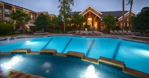 Apartments Woodlands TX Woodlands Lodge Pool
