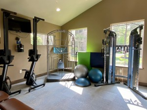 One Bedroom Apartments for Rent in The Woodlands, TX - Fitness Center