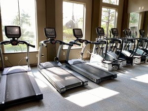 One Bedroom Apartments for Rent in The Woodlands, TX - Fitness Center (5)