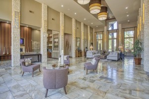 Three Bedroom Apartments for Rent in The Woodlands, TX - Clubhouse Interior