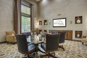 Three Bedroom Apartments for Rent in The Woodlands, TX - Clubhouse Interior (2)