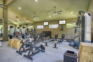 Three Bedroom Apartments for Rent in The Woodlands, TX -  Fitness Center (4)