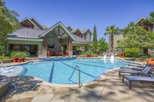 Three Bedroom Apartments for Rent in The Woodlands, TX - Pool Area