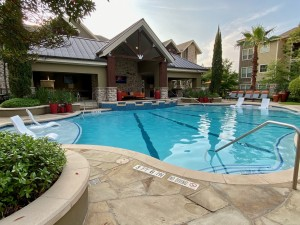 Two Bedroom Apartments for Rent in The Woodlands, TX - Pool & Clubhouse (2)