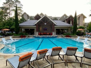 Two Bedroom Apartments for Rent in The Woodlands, TX - Pool & Clubhouse (3)