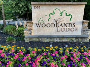 Two Bedroom Apartments for Rent in The Woodlands, TX - Community Entrance Sign