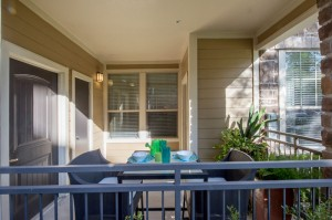 1 Bedroom Apartments for Rent in The Woodlands, Texas - Front Porch