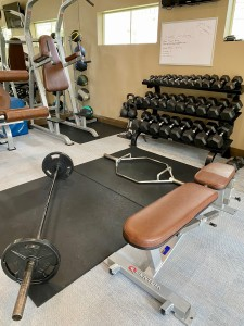 Apartments in Woodlands, TX Fitness- Weights